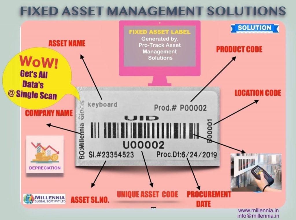 asset management barcode